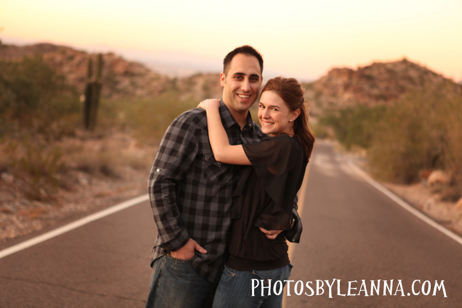 Arizona couples photography