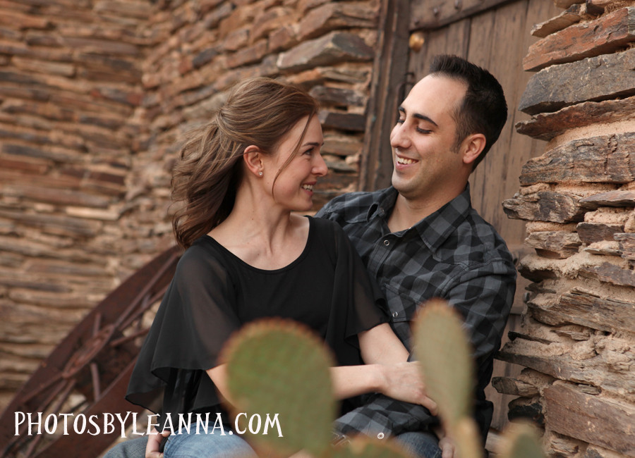 Laveen engagement photography