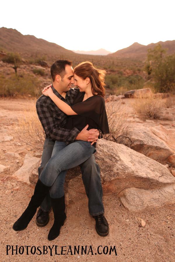 Scottsdale engagement photographers
