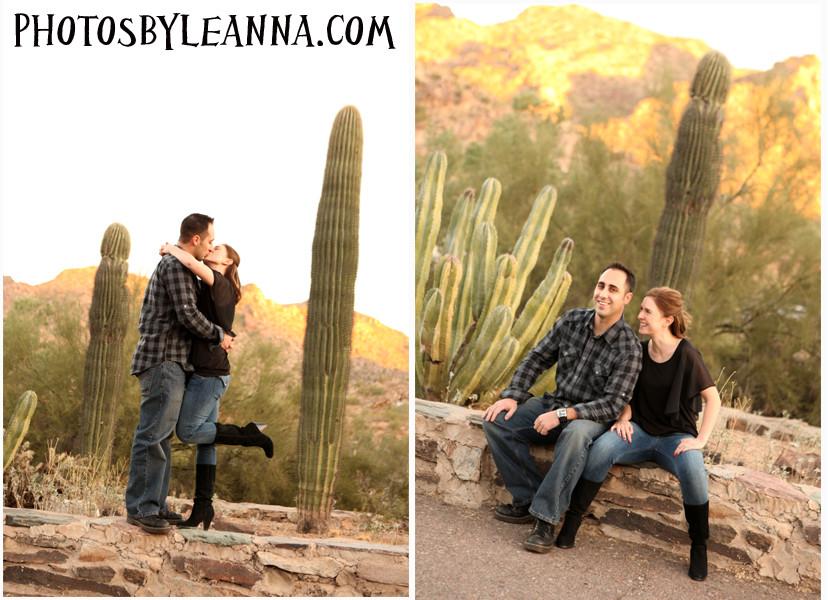 arizona engagement photography