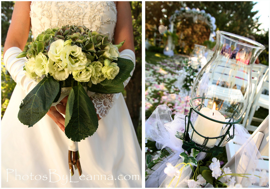 Princess meets mountain man: Beautiful Arizona Wedding!
